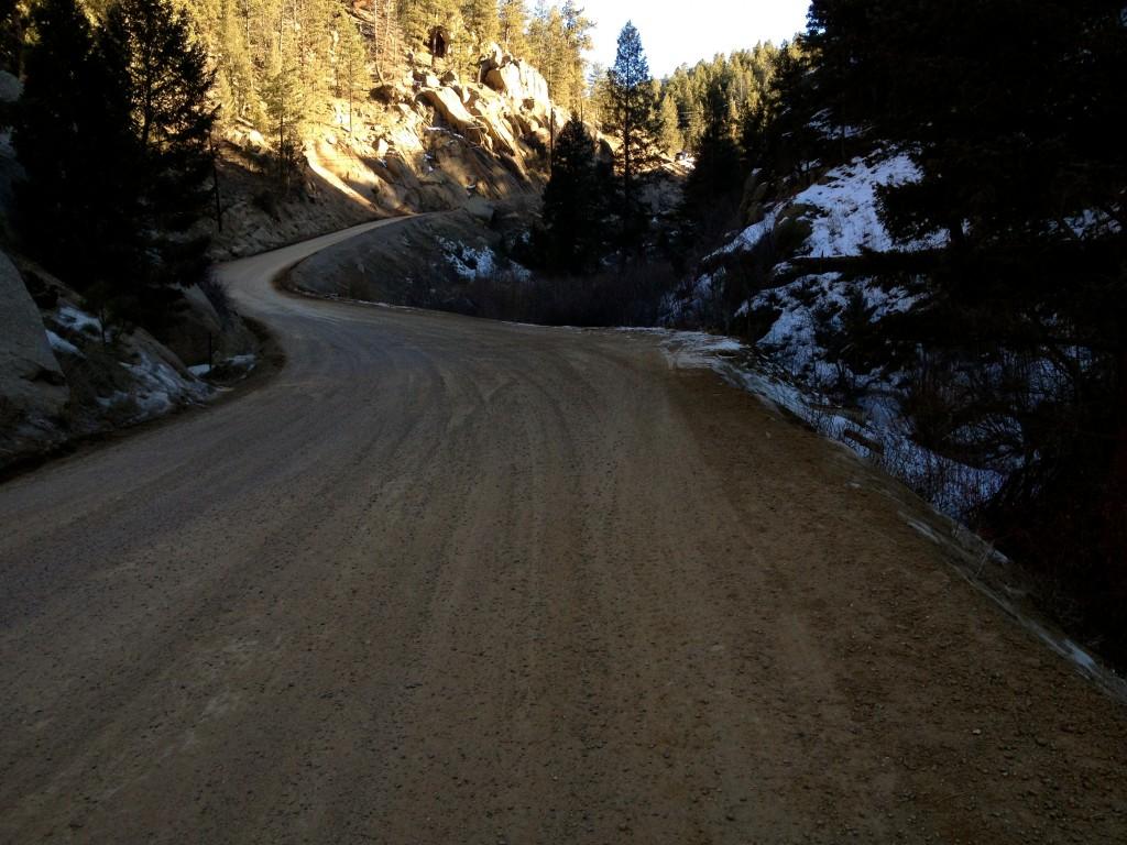 W. Pine Creek Road