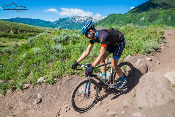 Finding, Respecting, and Surpassing Limits. CB40 MTB Race