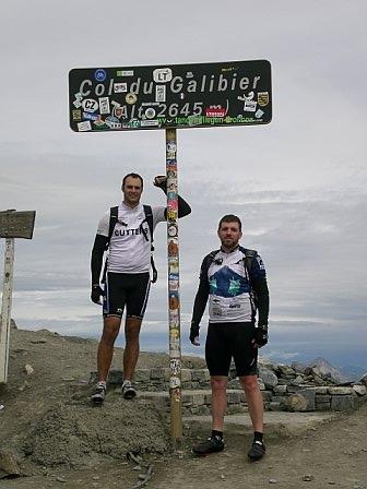 Col du Galibier, circa 2006