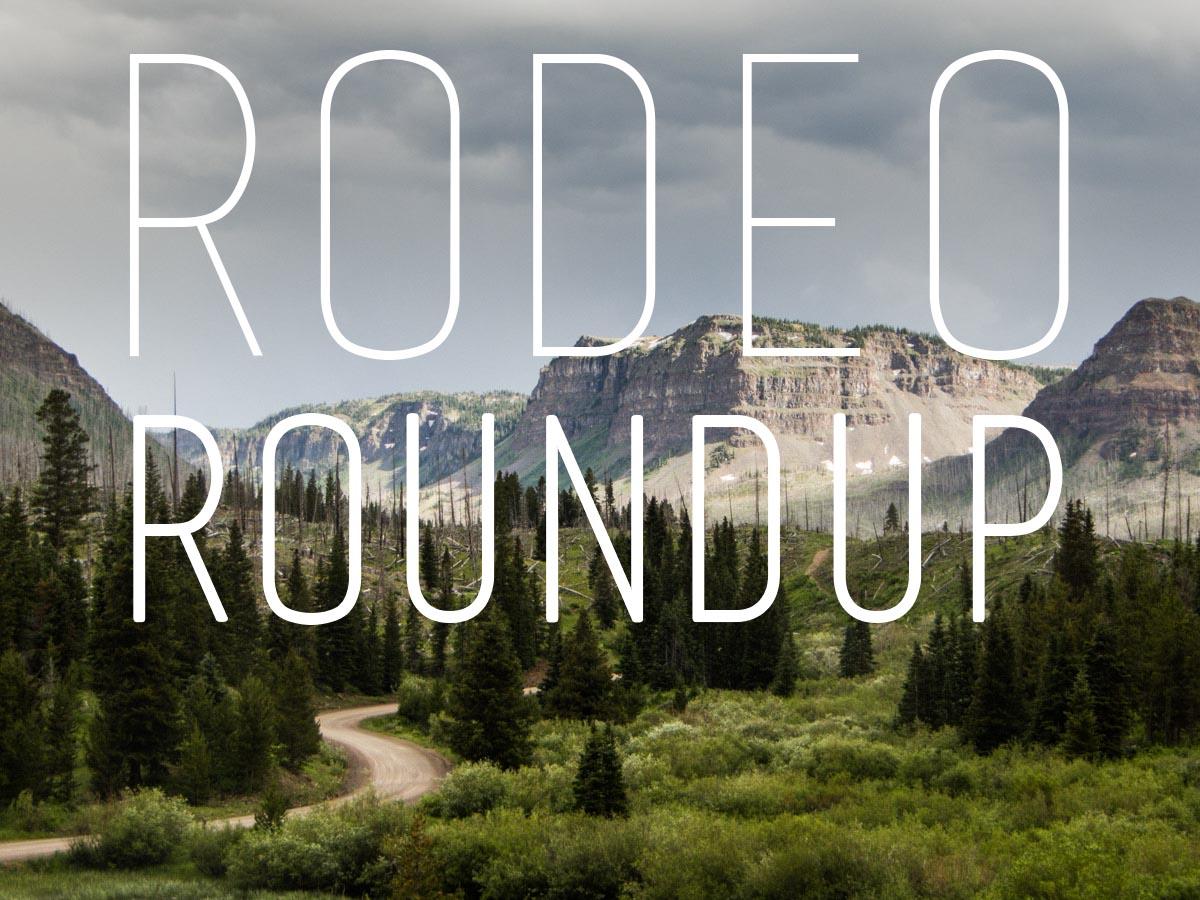 Flat Tops Roundup July 21 – 23 2017
