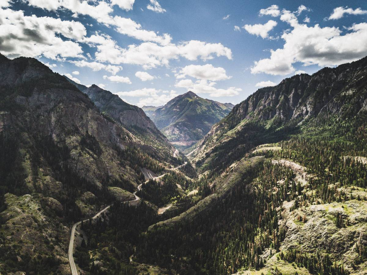 Million Dollar Highway, Ouray