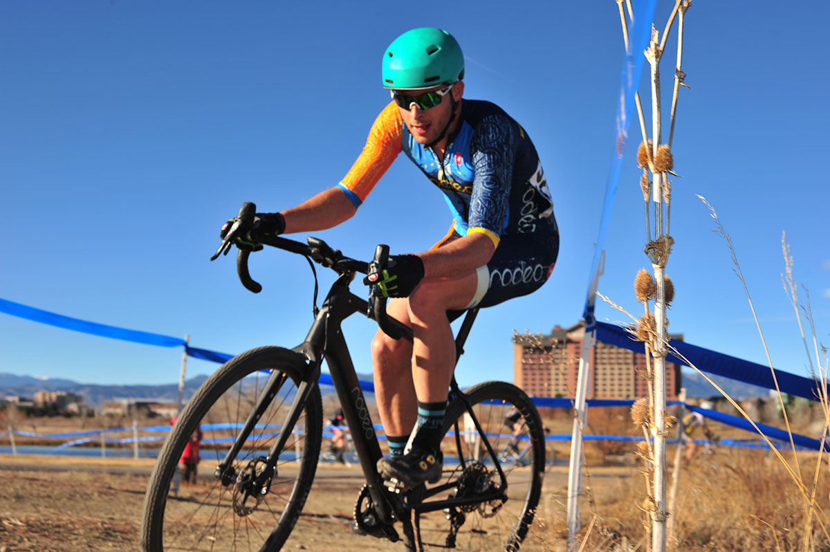 Traildonkey in CX: A State Championship win