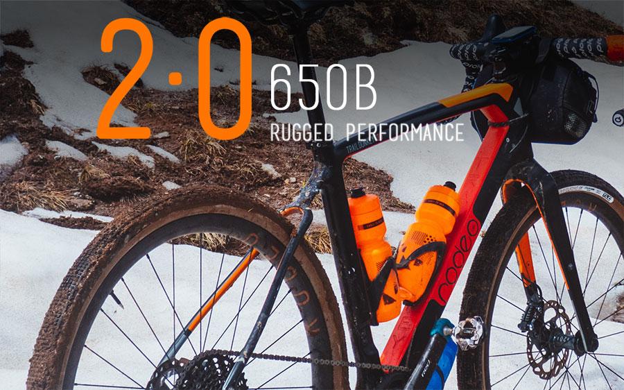 Rodeo 2 0 650b Carbon Wheelset