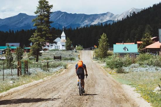 entering Tincup, Colorado