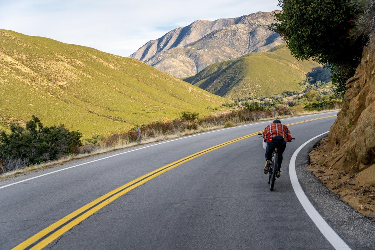 Bikepacking Anza Borrego