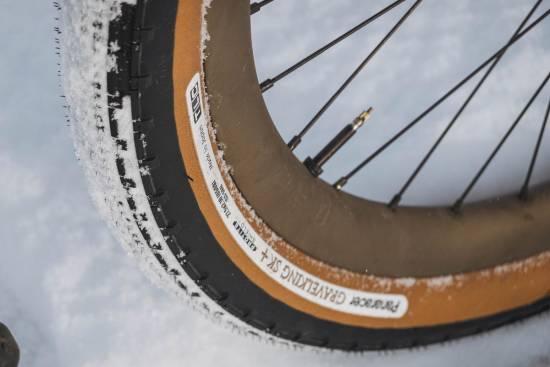 "Atlas Mountain Race Traildonkey 3.0 bikepacking setup - Panaracer Gravel King 2.1"" 650b"
