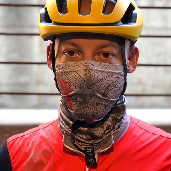 Neck hugger / Neck gaiter / face mask