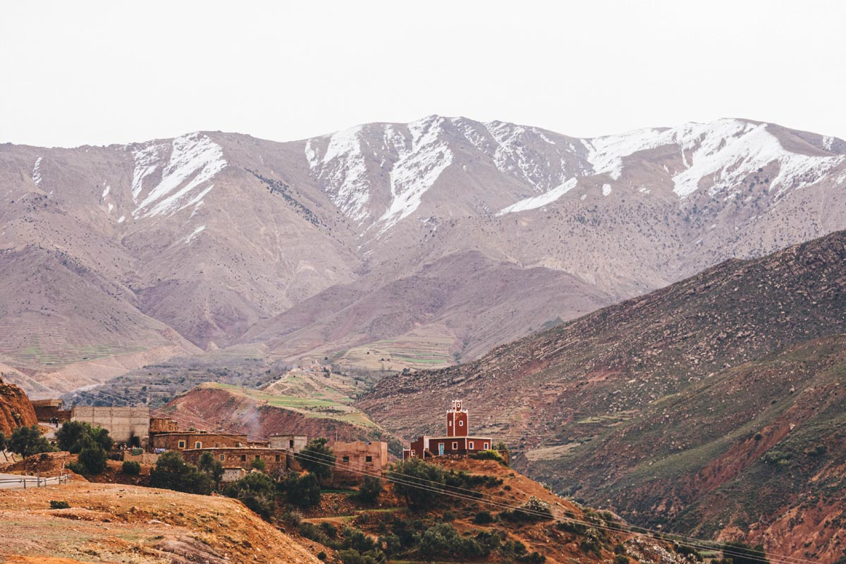 Atlas Mountain Race, Morocco, AMR 2020. Photo by Stephen Fitzgerald