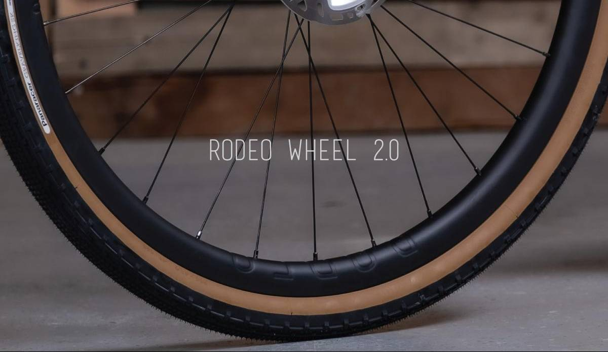 Rodeo 2.0 Carbon Wheelset